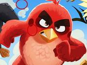 Angry Birds Differences game