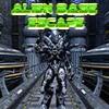Alien Base Escape game
