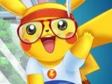 Pikachu Doctor And Dressup game