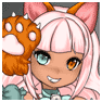 Dress Up A Kawaii Kitty Girl game