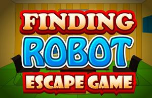 Finding Robot Escape game