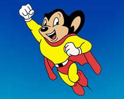 Mighty Mouse game