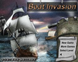 Boat Invasion 2016 game
