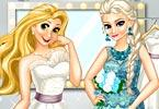 Disney Princess Wedding Models game