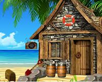 Tiki Beach Escape game
