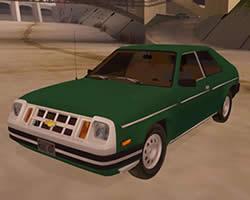 Chevrolet Chevette Puzzle game