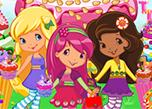Strawberry Gingerbread Magic Land game