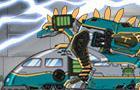 Dino Robot - Kentrosaurus game