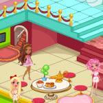 Fairy Princess Doll House game