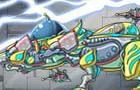 Dino Robot - Styracosaurus game