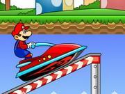 Jet Ski Mario game