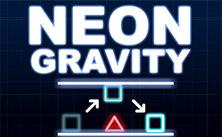 Neon Gravity game