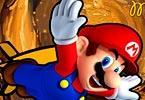 Mario In Cavern game