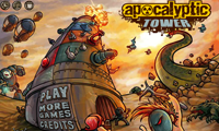 Apocalyptic Tower game