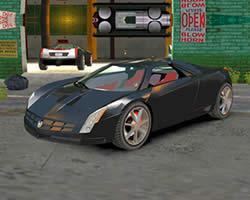 Cadillac Car Keys game