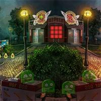 play Fantasy Street House Escape