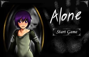 Alone game