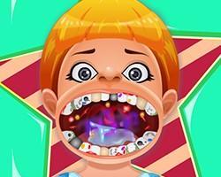 Baby Dental Surgery game