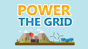 Power The Grid game