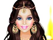 Barbie Arabian Fashionista game