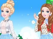 Cinderella'S Glittery Skirt game