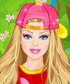 Barbie Park Ride Dress Up game