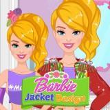 Barbie Jacket Design game