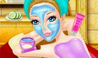 Bathing Spa Pregnant Queen game
