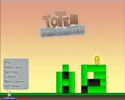 Totem Destroyer 2016 game