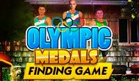 Olympic Medals Finding Escape game
