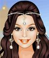 Barbie Arabian Fashionista Dress Up game