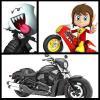 Bike Memory Challenge game