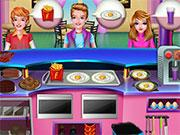 Hot And Spicy Restaurant game