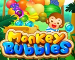 Monkey Bubbles game