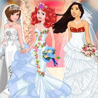 Princess Wedding Fashion Week game