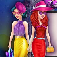 Red Riding Hood And Snow White Hollywood Divas game