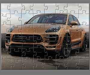 Porsche Macan game