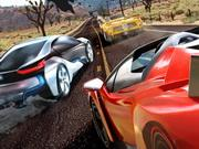 Supercars Vs Traffic game