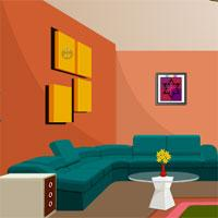 play Beauty Brown Room Escape