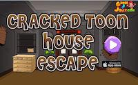 Cracked Toon House Escape game