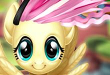 play Fluttershy Real Haircuts