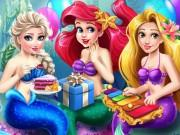 Ariel'S Birthday Party game