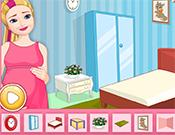 Pregnant Sparkle Room Decor game