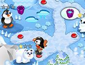 Baby Zoo Pole game