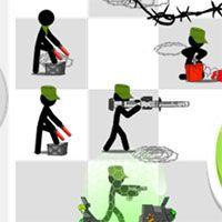 Stickman Army: The Defenders game