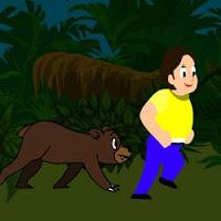 Escape From Wild Bear game