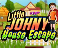 Little Johny - House Escape game