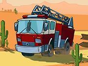 Fireman Kids Western game