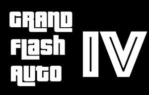 Grand Flash Auto Iv game