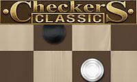 Checkers Classic game